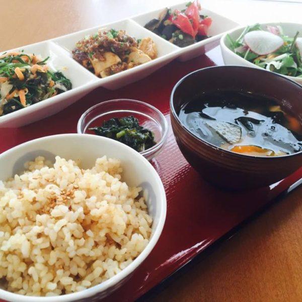 お惣菜3種盛りセットランチ