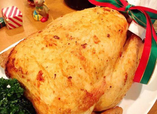 信州ハーブ鶏ローストチキン