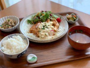 信州福味鷄のチキン南蛮定食